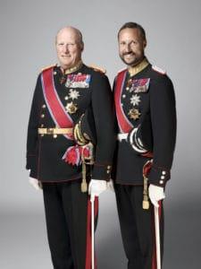 Foto: Sølve Sundsbø / Det kongelige hoff.