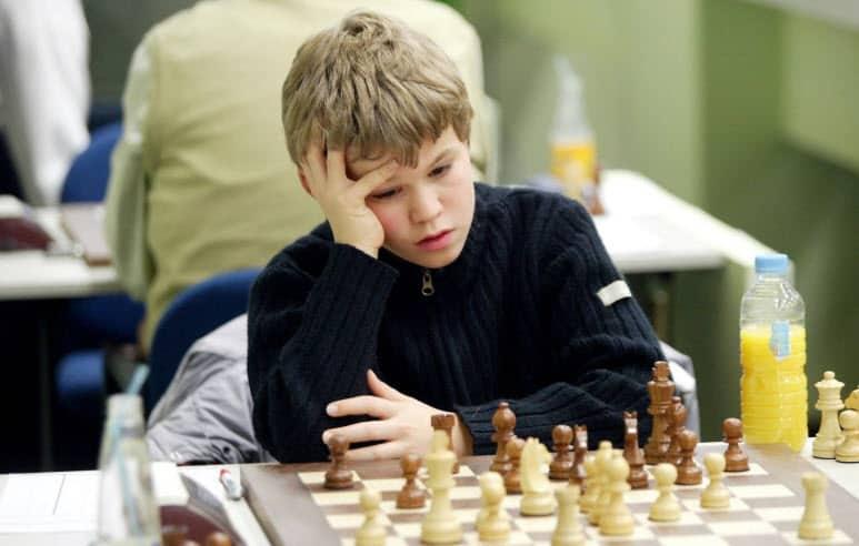 Er du leder? Dra nytte av sjakkspillerens egenskaper.