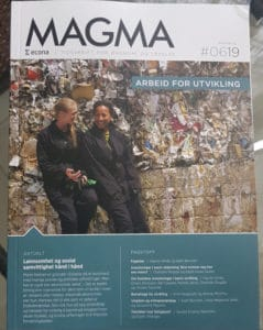 Magma: Om mentoring