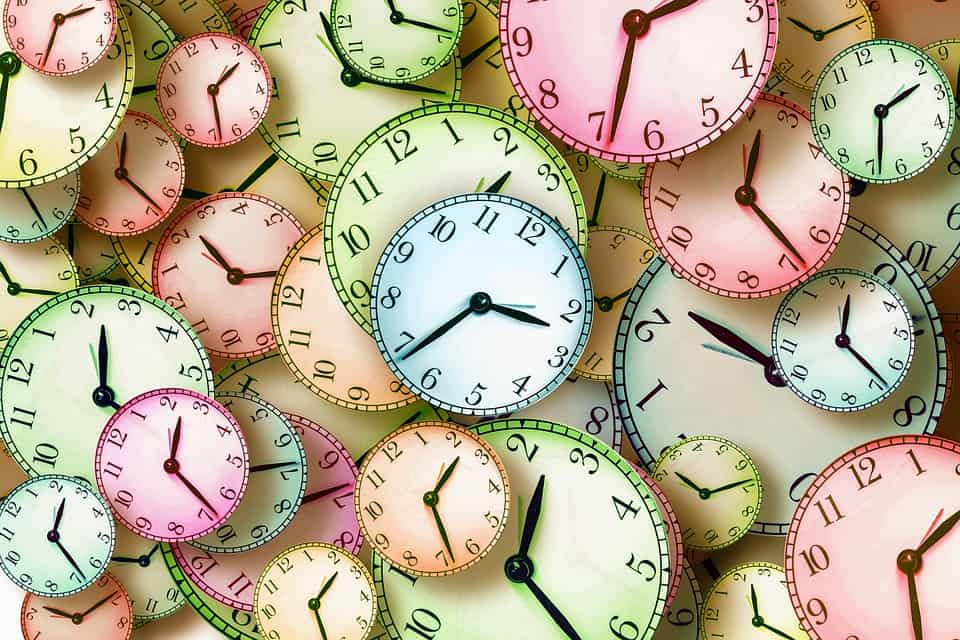 Ekstrovert - Time Management